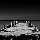 Lonely Bridge by Sagar Lahiri