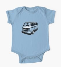 T3 Bus One Piece - Short Sleeve