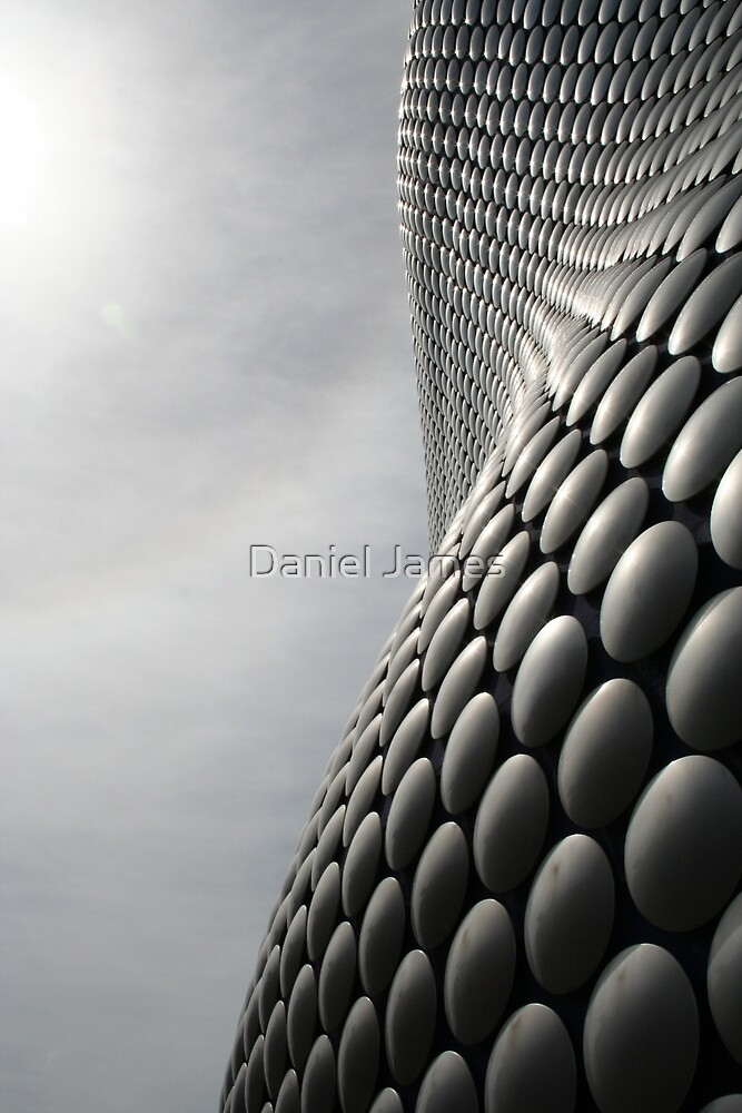 Selfridges by Daniel James