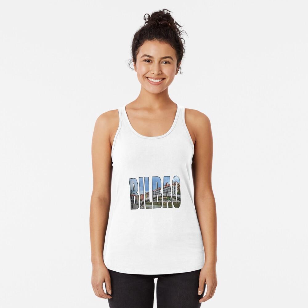 Bilbao Camiseta con espalda nadadora