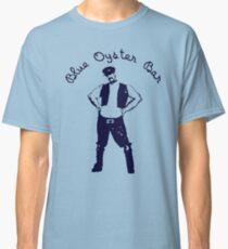 BLUE OYSTER BAR POLICE ACADEMY Classic T-Shirt