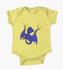 Blue Dragon Rider Kids Clothes