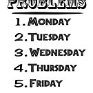 Seven Major Problems by Gianni A. Sarcone