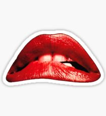 Rocky Horro Picture Show Lips Sticker