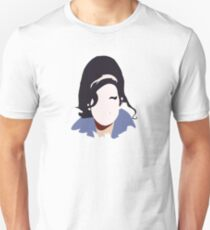 Amy Winehouse Abstract Design Unisex T-Shirt