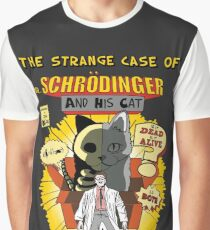 The Strange case of dr. Schrodinger Graphic T-Shirt