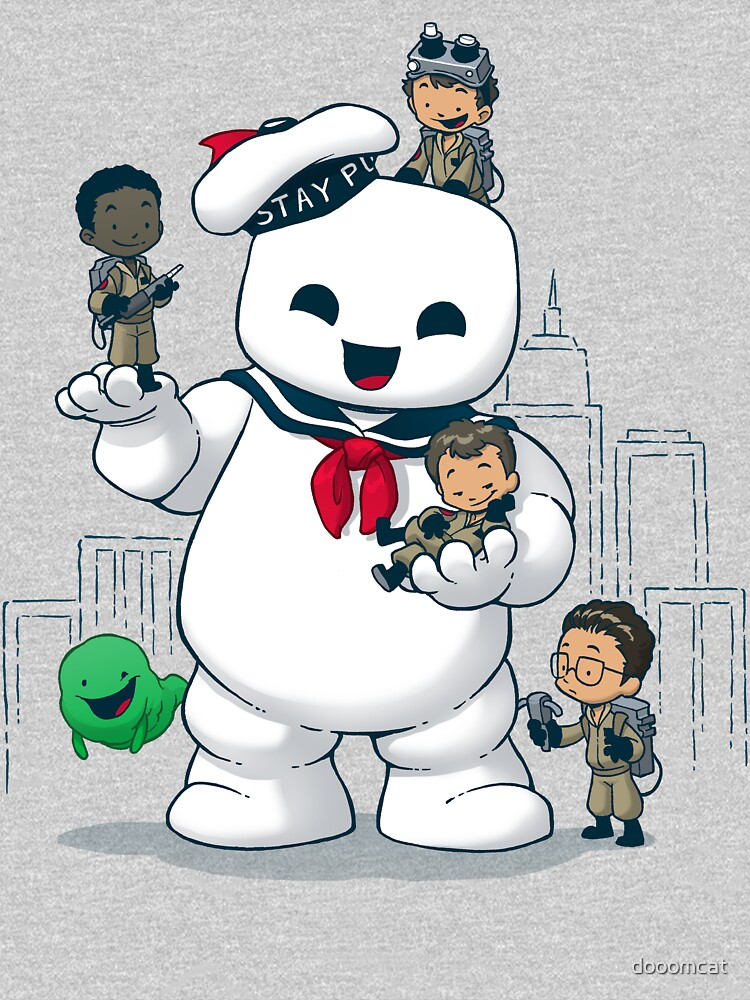 Puft Buddies by dooomcat