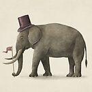 Elephant Day  by Terry  Fan