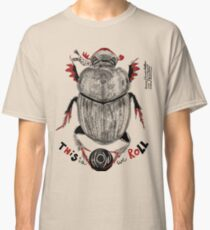 Super Scarab: Dung Beetle Classic T-Shirt