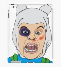 Finn The Human Original Illustration iPad Case/Skin
