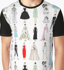 Outfits of Audrey Fashion Graphic T-Shirt