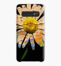 Painted Daisy Case/Skin for Samsung Galaxy