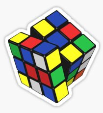 The Rubix Sticker