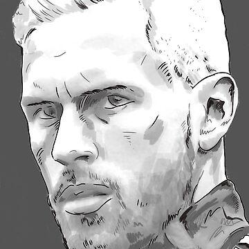 Aaron Rambo Ramsey - AR8 by ArsenalArtz