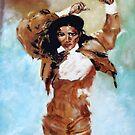 """""""CARMEN AMAYA"""" by Manuel Sanchez"""