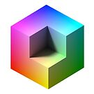 Hue Cube by Lemon-zombie
