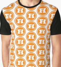 Funhaus Logo Graphic T-Shirt