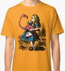 Flamingo Croquet Classic T-Shirt