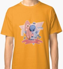 Alien Surf - Serenity Classic T-Shirt