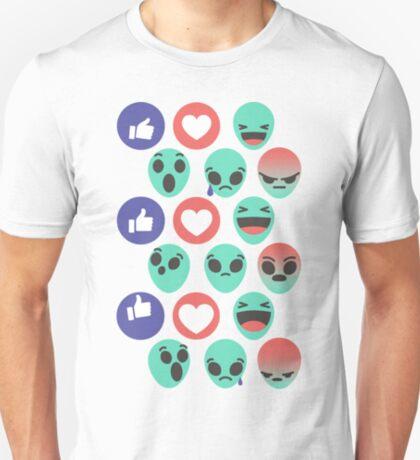 Alien Reactions T-Shirt