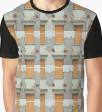 Empty House Abstract Graphic T-Shirt