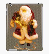 Jolly Santa  iPad Case/Skin