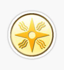 Civilization V Assyria Emblem Sticker Sticker