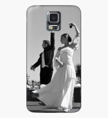 Flamenco de Andalucía, B&W Case/Skin for Samsung Galaxy