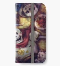 undertale iPhone Wallet/Case/Skin