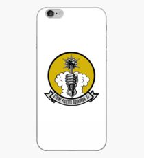 VFA-27 Royal Maces Patch iPhone Case