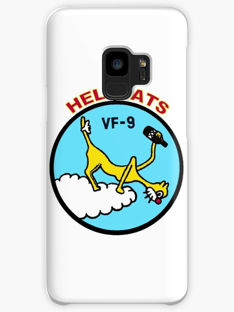 VFA-9 Hellcats Patch by MGR Productions