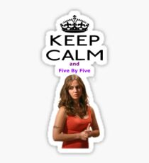 Buffy Faith Eliza Dushku Sticker