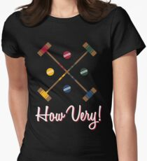 How Very! Women's Fitted T-Shirt