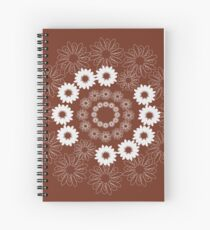 Wreaths Spiral Notebook