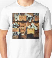 Filing System T-Shirt