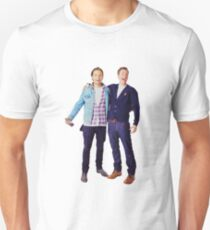 Chris Evans and Sebastian Stan T-Shirt