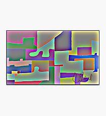 Blocks of Blocks Photographic Print