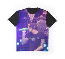Kellin Quinn (Sleeping With Sirens)- #Bands Graphic T-Shirt