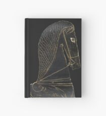 altgriechisches Pferd Notizbuch