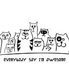 Cat Me by sketoneto