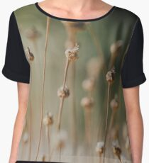 Small World Women's Chiffon Top