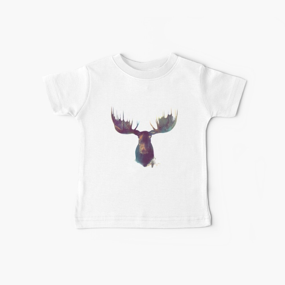 Elch Baby T-Shirt