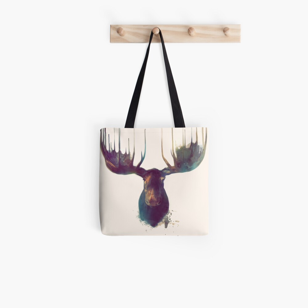 Elch Tote Bag