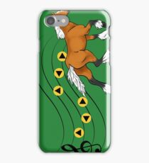 Calling Epona- redone iPhone Case/Skin
