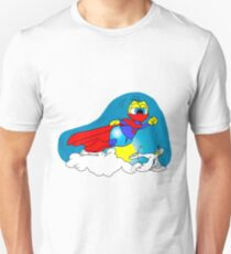 "Rick the chick ""SUPER CHICK"" T-Shirt"