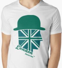 London Gentleman by Francisco Evans ™ T-Shirt