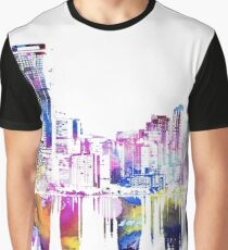 Miami Skyline Graphic T-Shirt