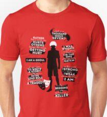 Kaneki Ken Quotes T-Shirt