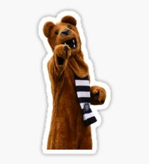 penn state nittany lions mascot die cut Sticker