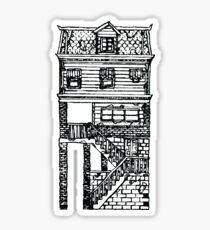 Steel is Theft - Hazelwood I Sticker